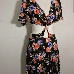 2 piece Flower Dress Set by Cotton Candy LA